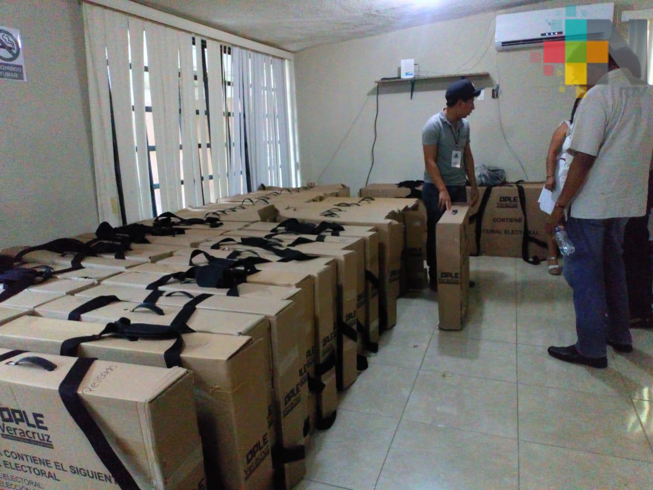 Destruyen material electoral en Tuxpan