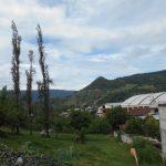 Domina cielo nublado con chubascos y actividad de tormentas en llanura y costa, por la tarde en montaña