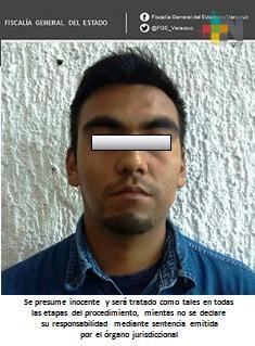 Obtiene Fiscalía Regional Córdoba imputación y prisión preventiva por robo de mercancía en carretera, privación de la libertad y robo de vehículo