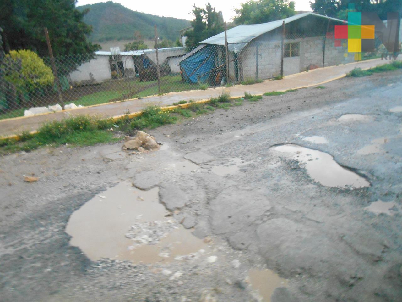 Se repararán más de 15 mil km de red carretera en Veracruz