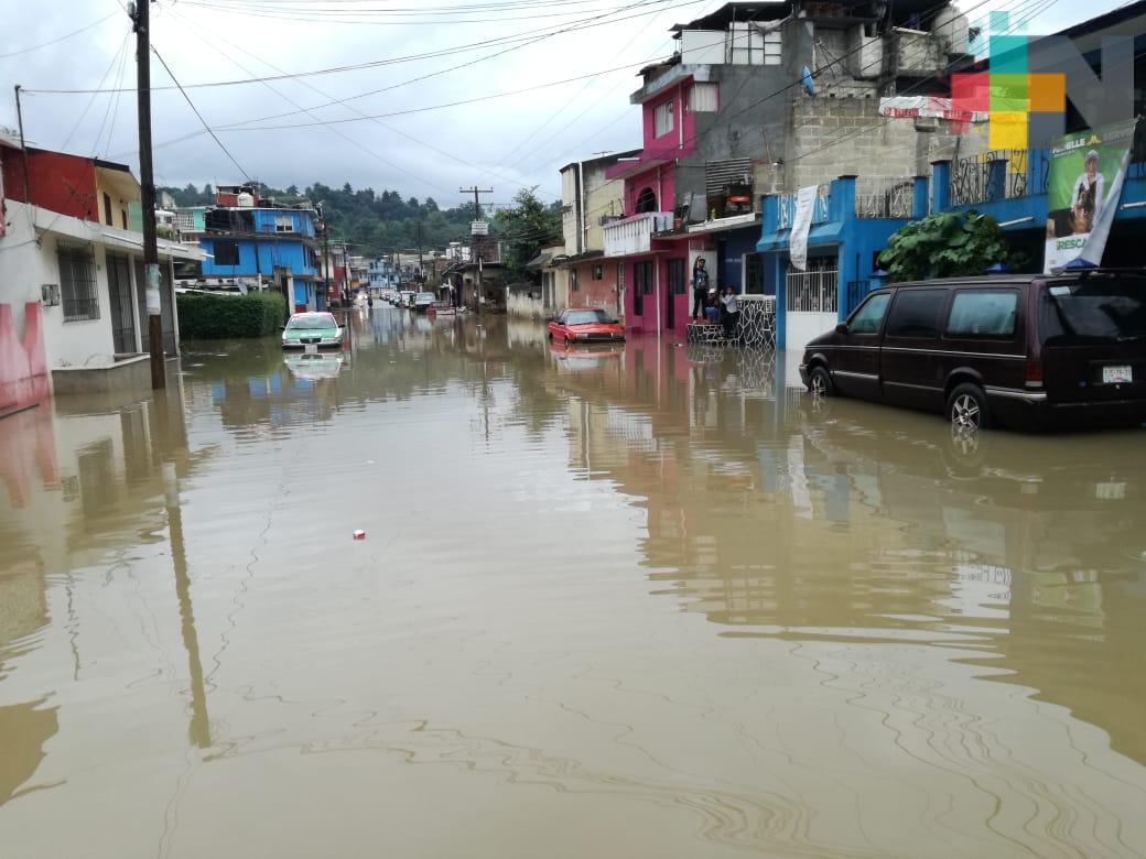 Por lluvias, activarán refugios temporales en Xalapa