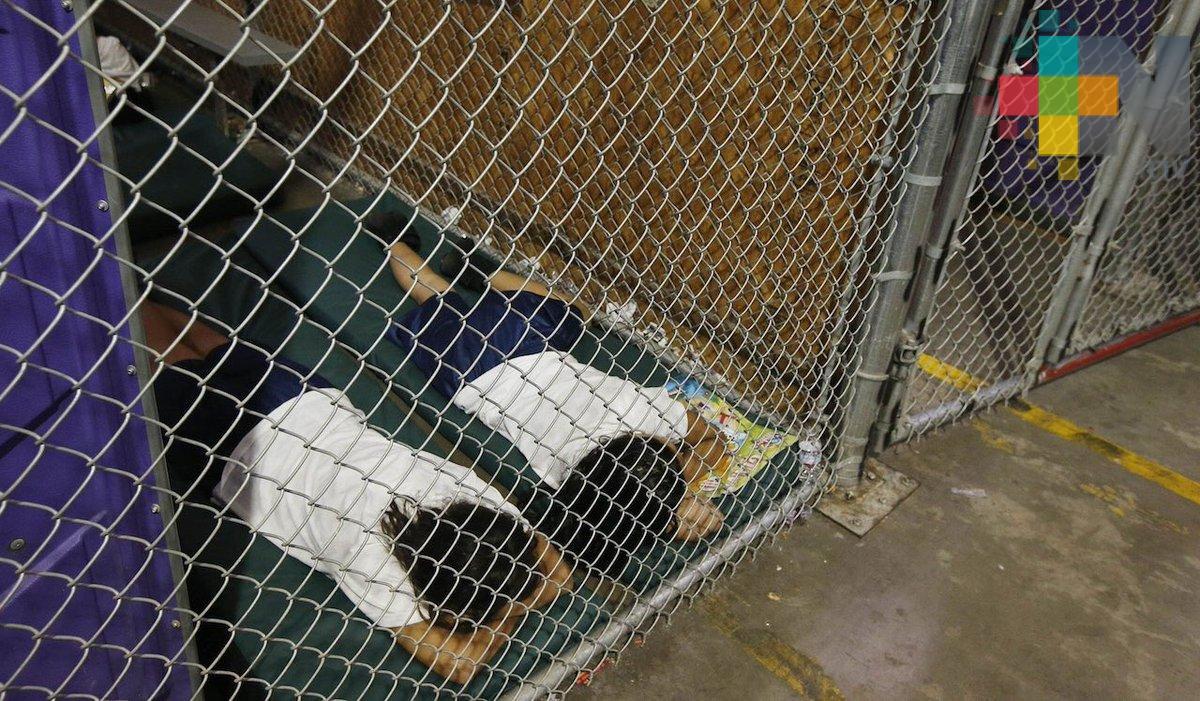 Obispos de México piden a Estados Unidos salvaguardar integridad de niños migrantes