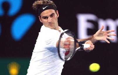 """Roger Federer avanza a """"cuartos"""" en el Master 1000 de Shanghái"""