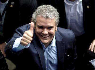 Con Iván Duque vuelve la derecha colombiana a la Casa de Nariño