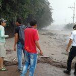 Suman 46 los heridos por erupción de volcán de Fuego que dejó 25 muertos
