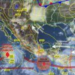 Aletta ya es huracán categoría 3, pero se aleja de las costas mexicanas