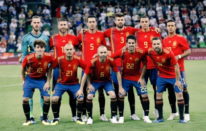 """España está lista para enfrentar a Portugal y a Ronaldo, asegura """"Koke"""""""