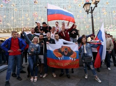 Todo listo para el inicio de la máxima fiesta de fútbol en Rusia