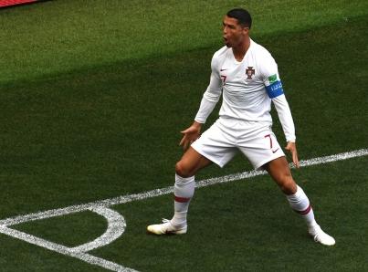 Cristiano Ronaldo vence a Marruecos en Copa Mundial Rusia 2018