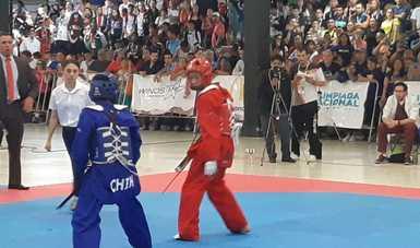 Niños y jóvenes demuestran profesionalismo en el taekwondo