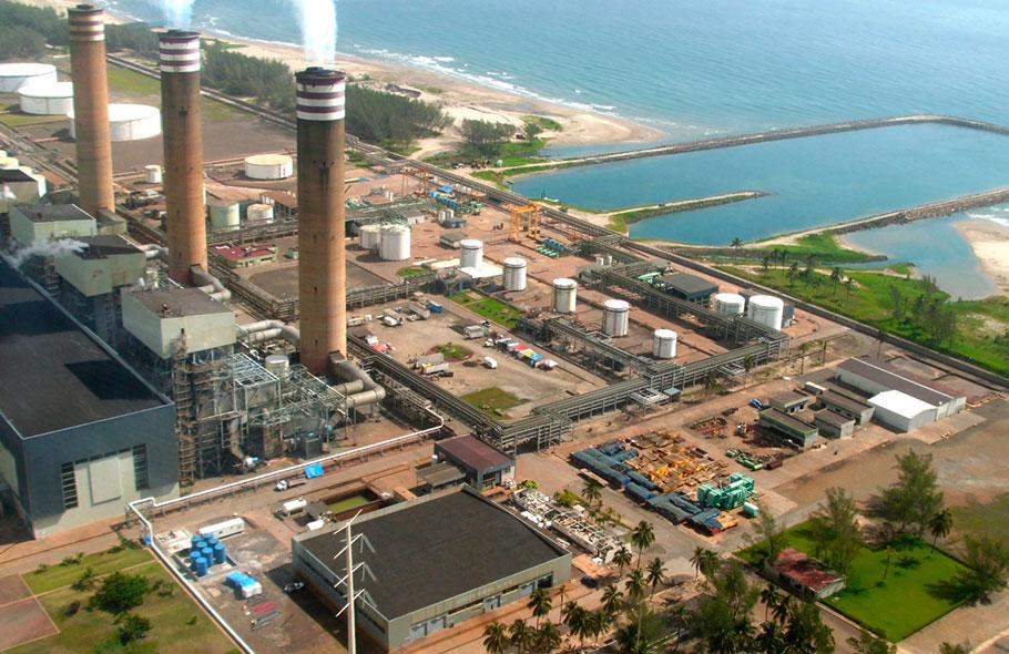 Termoeléctrica de Tuxpan, factor contaminante en el campo