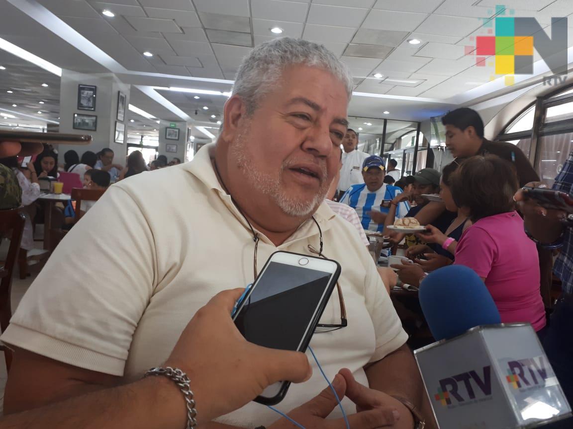 Proyecto de presupuesto federal no recorta recursos para infraestructura en Veracruz: Manuel Huerta