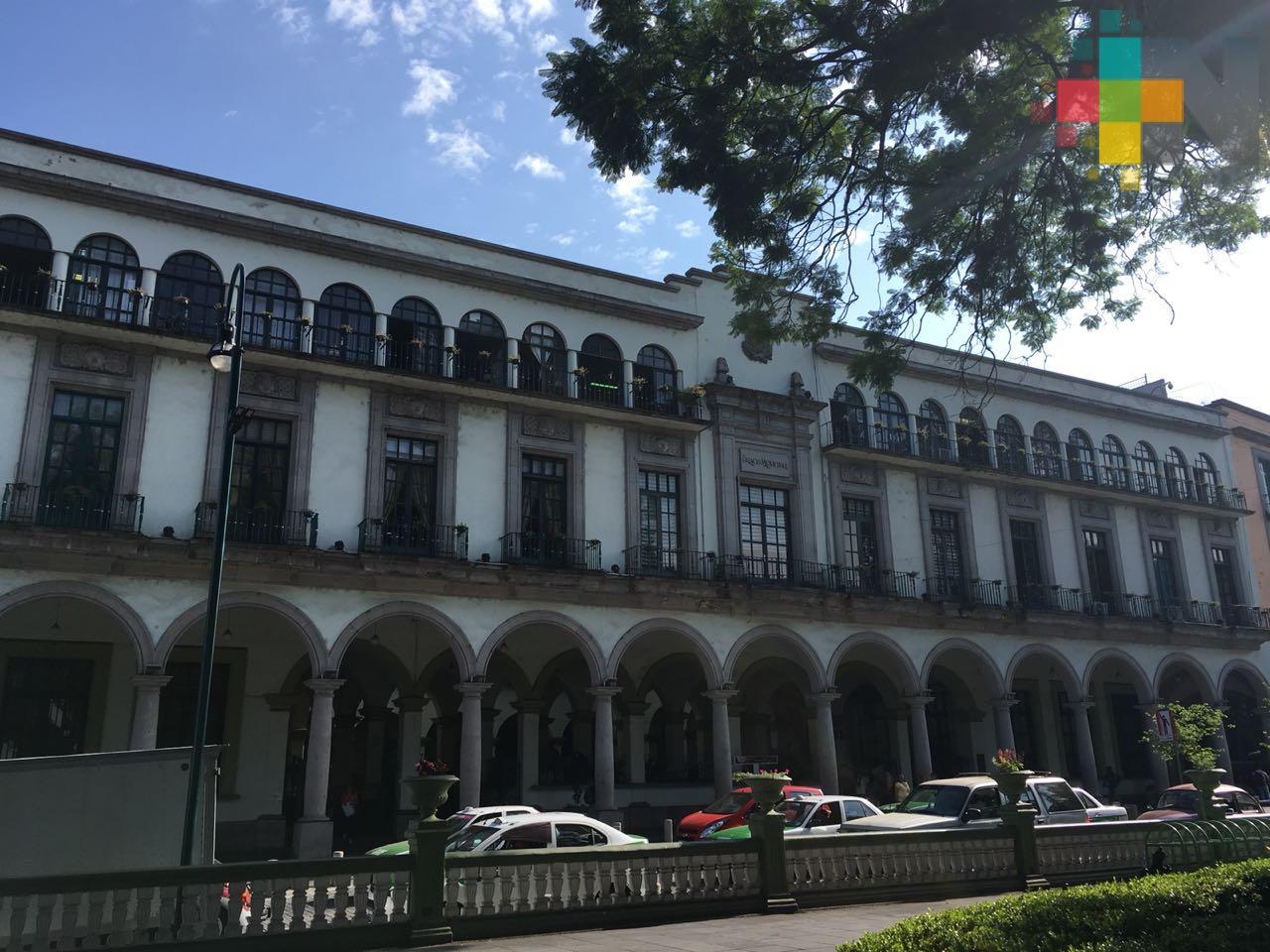 Veracruz, Coatzacoalcos y Xalapa recibieron el mayor monto por concepto de participaciones federales