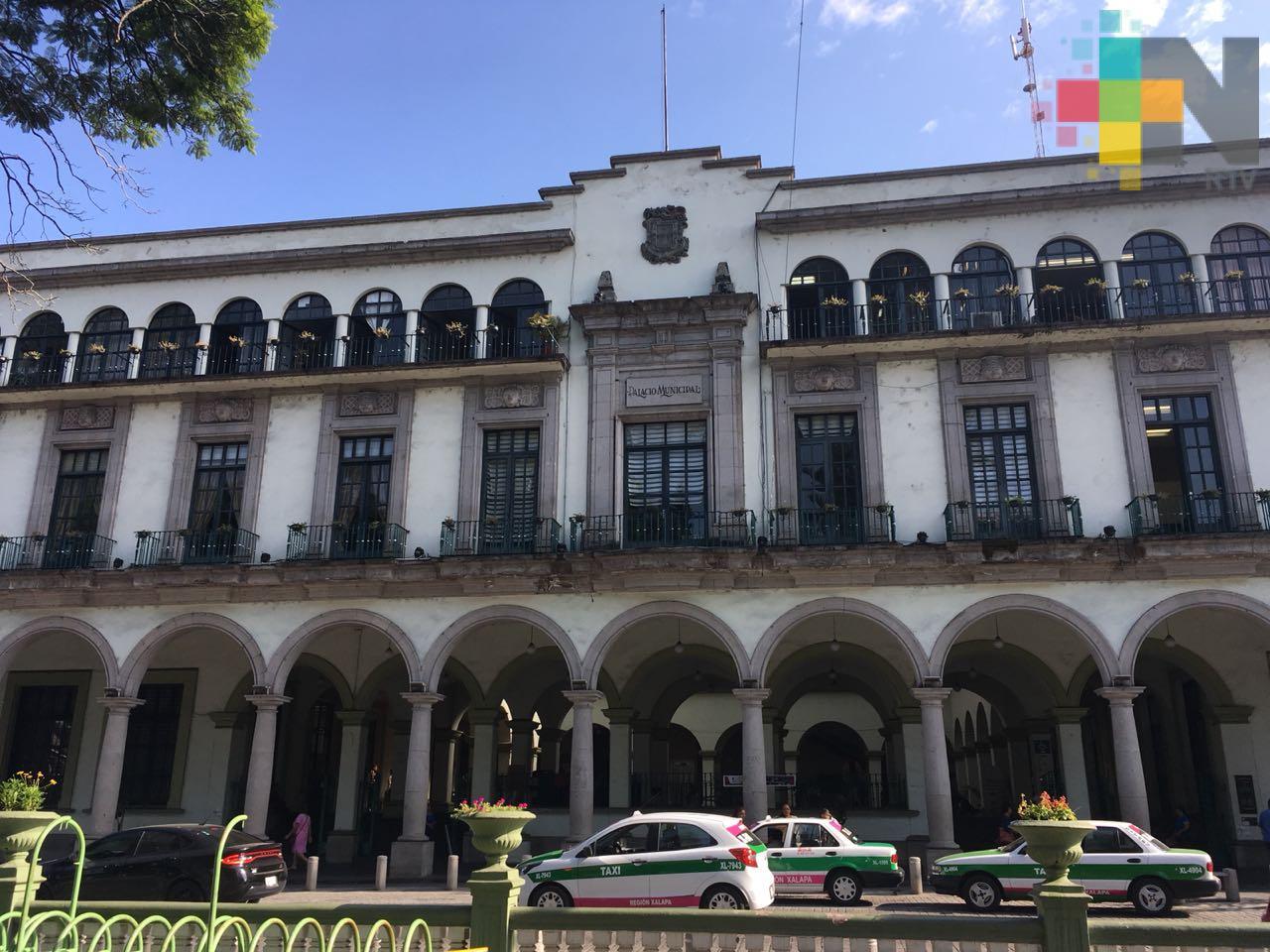 Información sobre personal, nómina y obra pública lo más solicitado al municipio de Xalapa