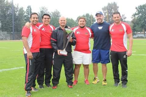 Un logro para el rugby de Veracruz y de México: Macossay