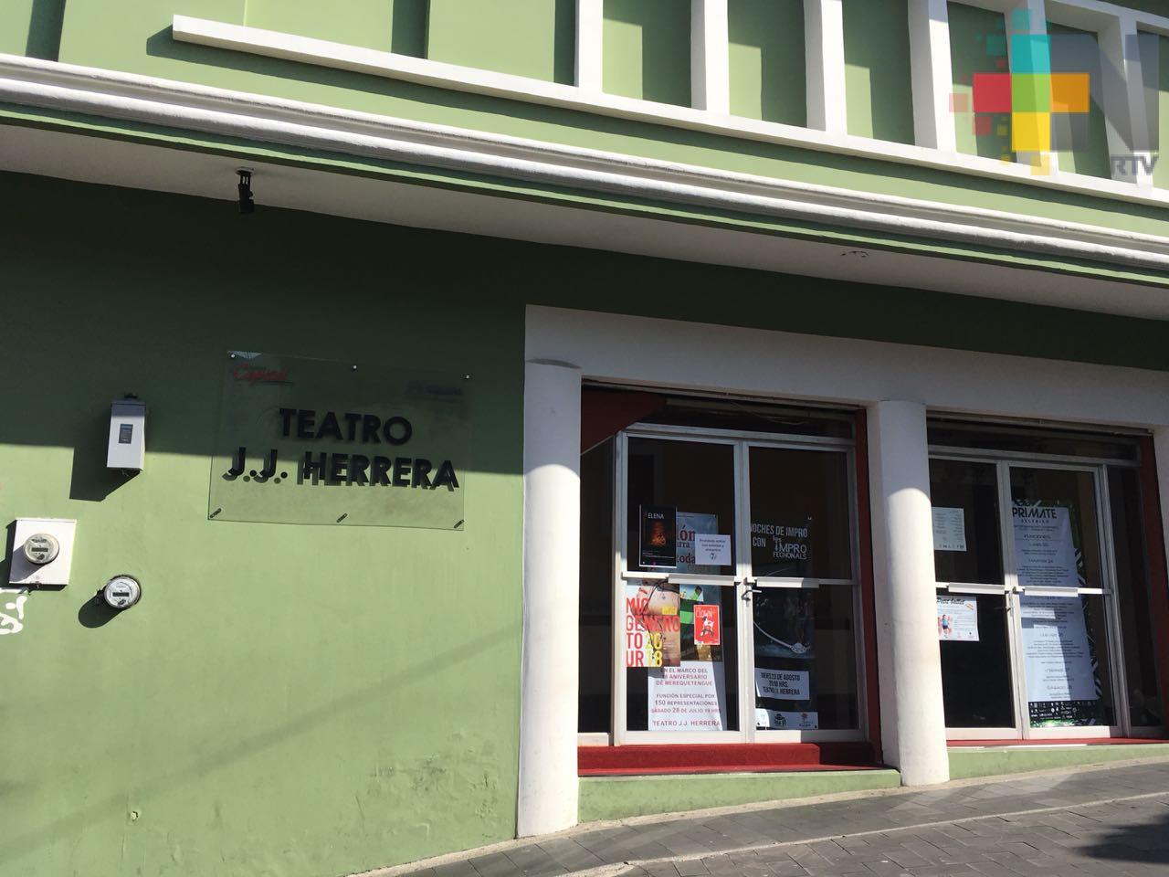 Continúan las actividades culturales en Xalapa
