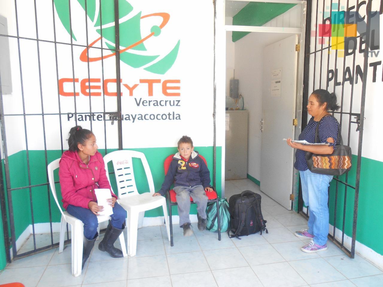 Cecytev Huayacocotla, una oferta educativa en la huasteca veracruzana
