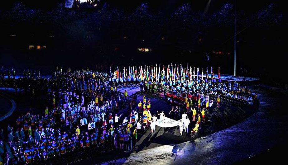 Barranquilla da bienvenida a atletas de Juegos Centroamericanos