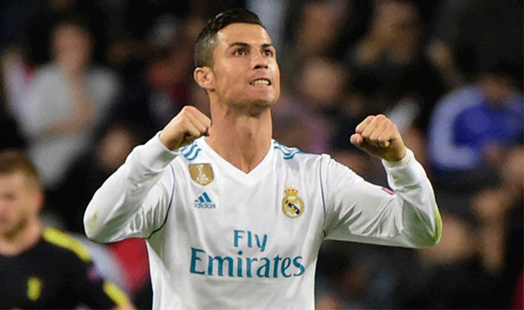 Cristiano Ronaldo da positivo a prueba de COVID-19