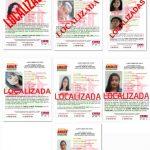 Esclarecen Fiscalías Regionales 56 desapariciones en la entidad