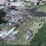 Aumenta a 49 el número de muertos por explosiones en Tultepec