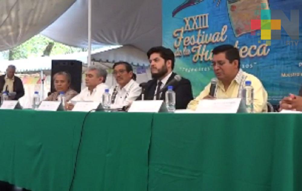Tantoyuca será sede del Festival de la Huasteca