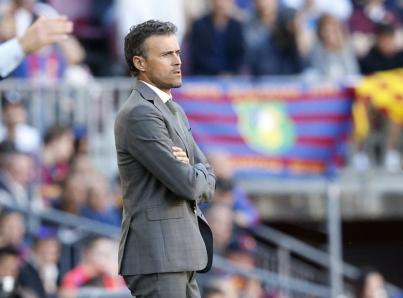 Luis Enrique, nuevo entrenador de la selección española de fútbol