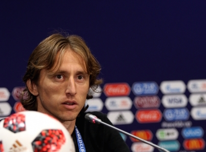 Croata Luka Modric, mejor jugador del Mundial de Rusia 2018