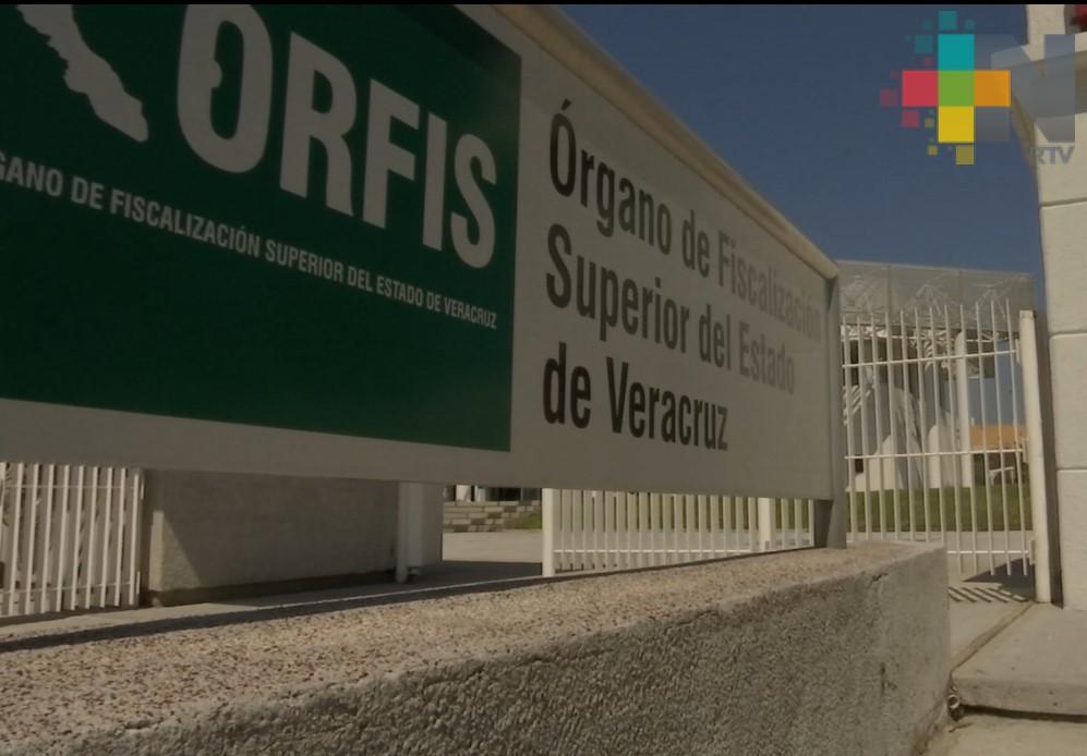 Recupera ORFIS más de mil millones de pesos observados como daño patrimonial
