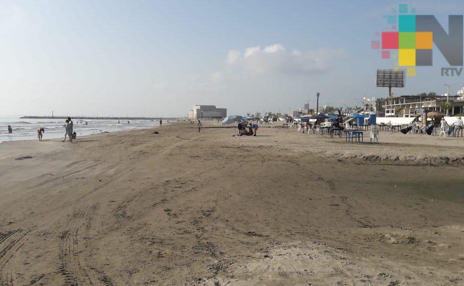 Turistas agreden a guardavidas en playas de Boca del Río