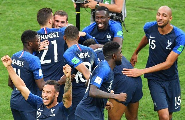 Francia derrota 4-2 a Croacia y se consagra campeón en Rusia 2018