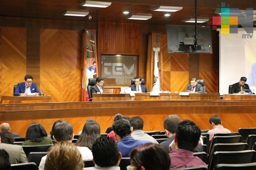 Impugnan en 9 distritos la elección de Diputados: TEV