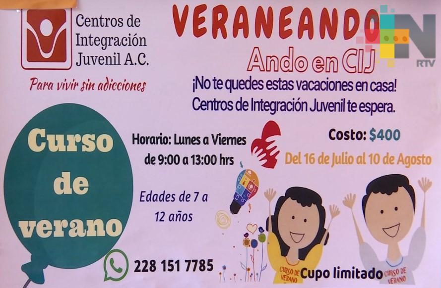 Una alternativa de diversión en el Centro de Integración Juvenil de Xalapa