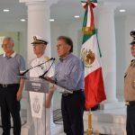 Se mantiene a la baja la incidencia delictiva en Veracruz; reforzarán seguridad en Martínez de la Torre y Tezonapa