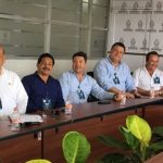 Se reúnen líderes transportistas de Veracruz e integrantes de la Canacar con Fiscal General