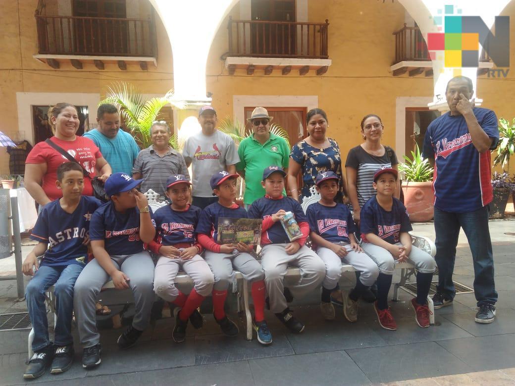 Beisbolistas requieren patrocinio para asistir a torneo nacional en Monterrey
