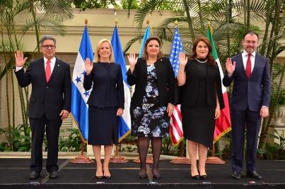 México y Centroamérica alistan colaboración consular en pro de migrantes