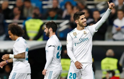 Real Madrid golea y es líder de grupo en Liga de Campeones de Europa