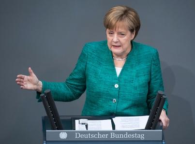 Merkel deja de ver a EUA como un socio confiable