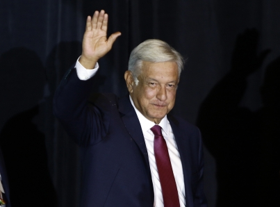 Veracruz primer estado que visitará AMLO como presidente de la República