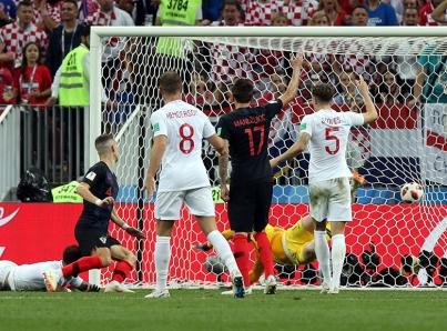 Croacia hace historia y es finalista de la Copa del Mundo Rusia 2018