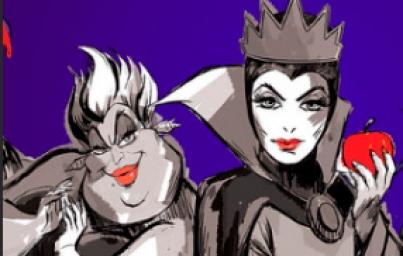 Villanos de Disney inspiran desfile de moda en Nueva York