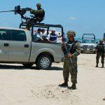 Semar realiza simulacro de secuestro en embarcación del puerto de Tuxpan