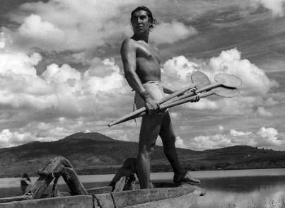 """""""El Indio"""" Fernández, protagonista de la Época de Oro del cine mexicano"""