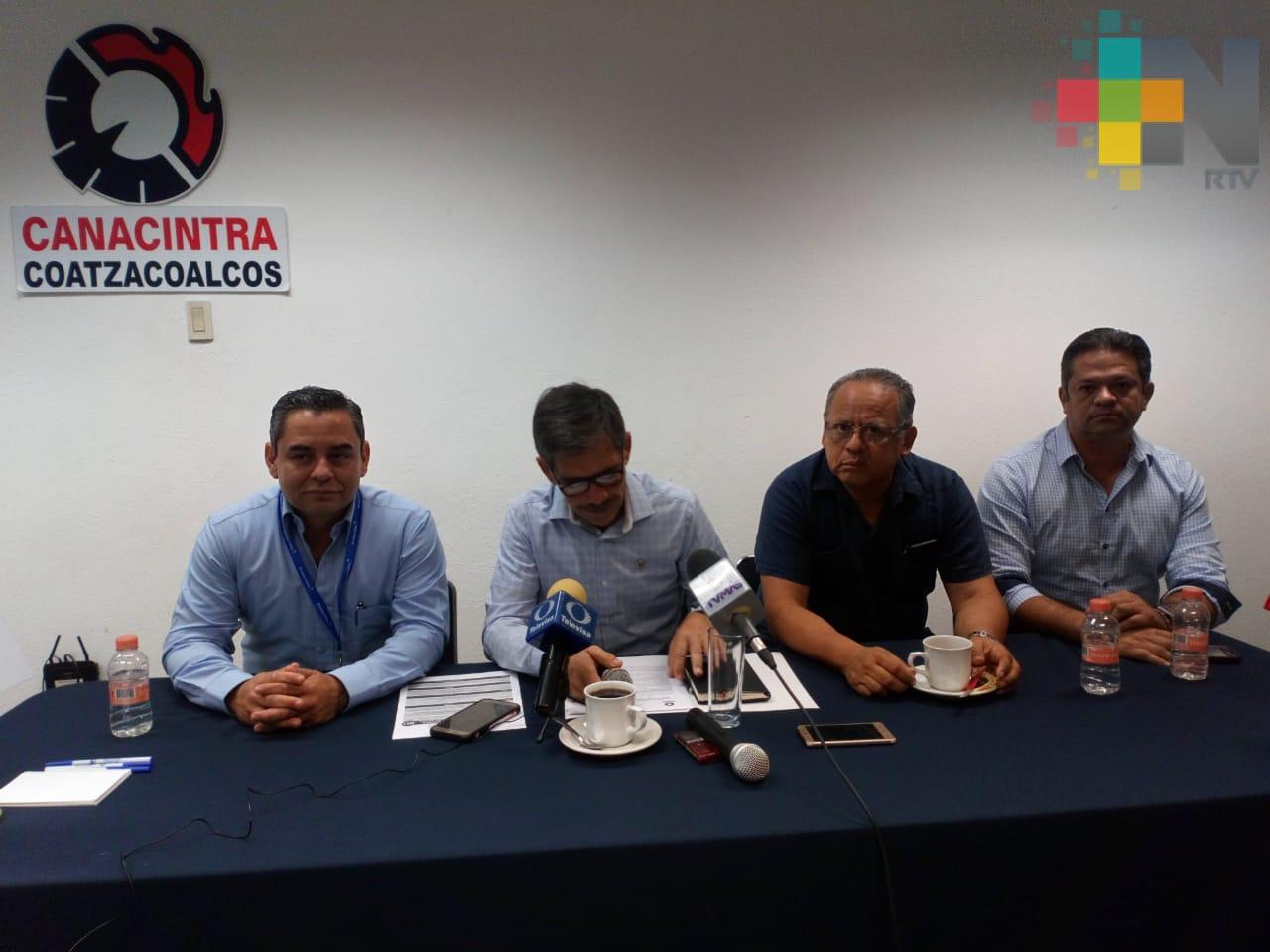 Canacintra busca incentivar el mercado de la industria plástica en el sur de Veracruz