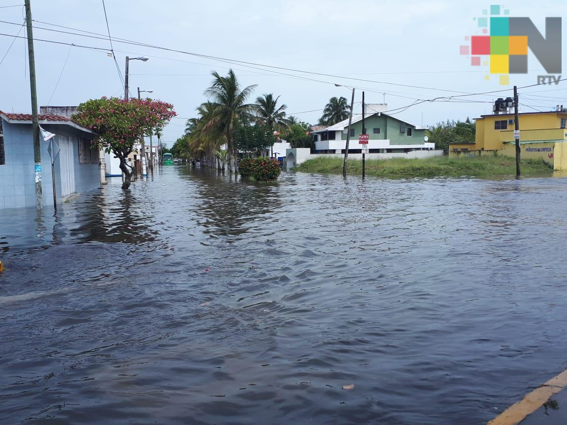 Declaran Emergencia para Minatitlán, Veracruz, por inundaciones
