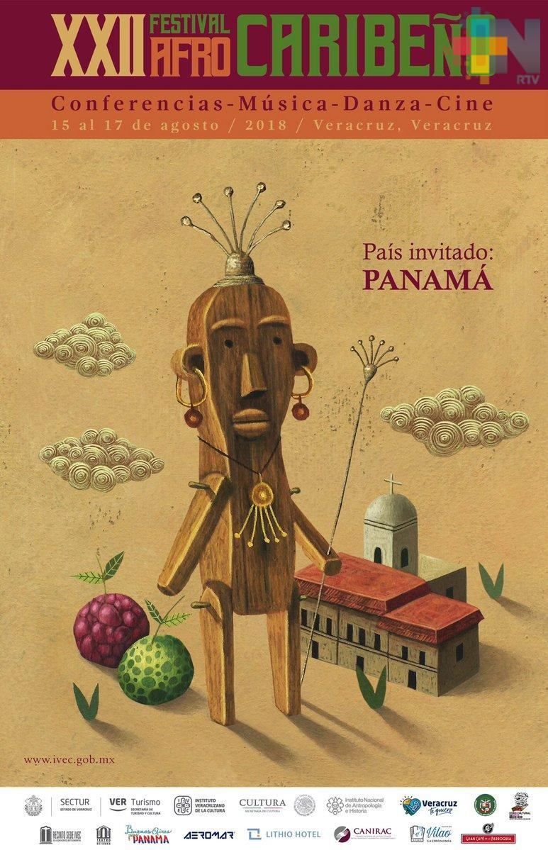 Inicia el Festival Afrocaribeño en el puerto de Veracruz