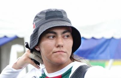 Arquera mexicana ve fuerte a México para lograr cupos en Panamericanos