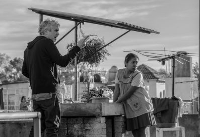 """Netflix quita algunos subtítulos a la película """"Roma"""""""