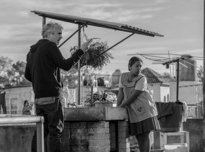 """""""Roma"""" de Alfonso Cuarón agota localidades en festival de cine de Londres"""